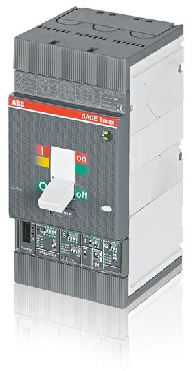 ABB Sace Tmax T4N 250 Автомат 4P 250A 36kA F F PR222DS/P-LSI