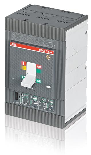 ABB Sace Tmax T5S 630 Автомат 4P 630A 50kA F F PR222DS/P-LSI